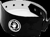 Виниловый браслет